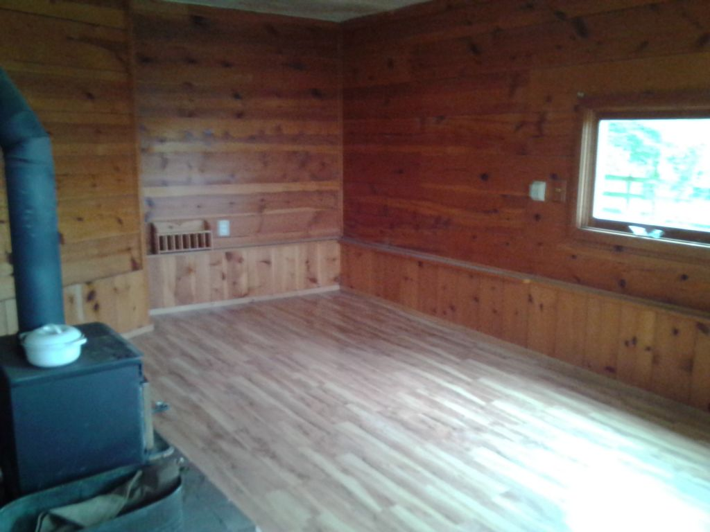 interior projects and remodel contractors
